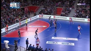 Golden League 2018 M2.1 - France 32-27 Norvège [2018-01-04]