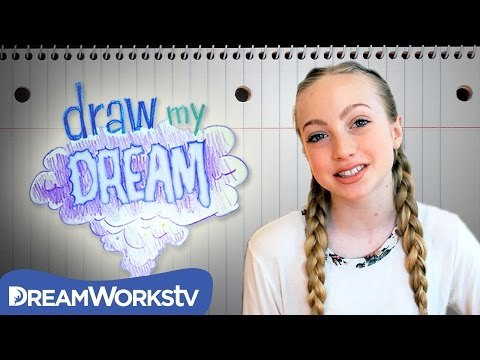 Lucy Vallely's Dance of the Unicorn onesie | DRAW MY DREAM