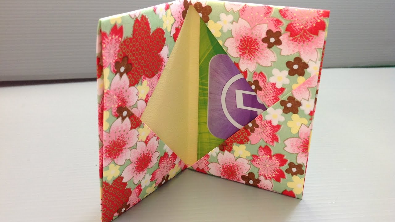 Simple 3D Christmas Origami Pack Paper Craft  twinklcouk