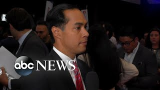 Julian Castro joins ABC News Live to discuss debate performance l ABC News
