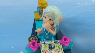 41181 Naida's Gondola & the Goblin Thief   LEGO Elves   Product Animation youtube