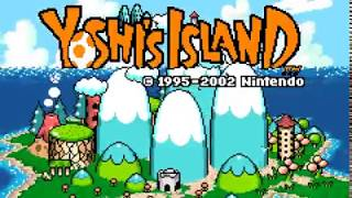 Game Boy Advance Longplay [167] Super Mario Advance 3: Yoshi's Island