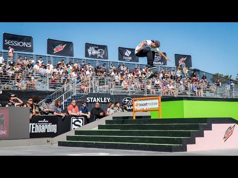 Best of Plan B Skateboards TransWorld SKATEboarding Team Challenge   Dew Tour 2018