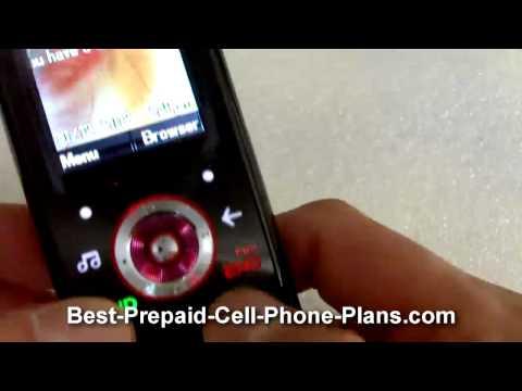 Net10 Motorola EM326g slider phone