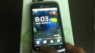 Micromax A70 :- Android 2.2 Froyo Themes & Live Wallpapers