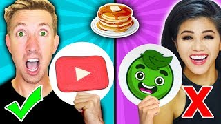 PANCAKE ART CHALLENGE! Learn How To Make Guava Juice, Matthias, Papa Jake in REAL LIFE DIY Pancake!