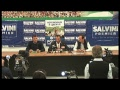 Matteo Salvini - Conferenza stampa 18 Settembre 2017