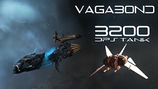 EvE: Vagabond, MY HANDS ARE SHAKING, 3200 DPS on Grid