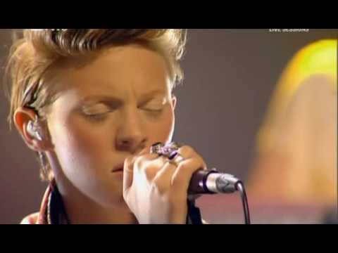 La Roux - Quicksand (MTV Live Sessions 2009)