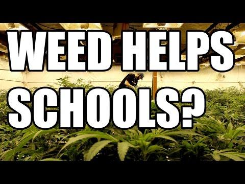 Legalized Marijuana = Millions For Public Schools In Colorado