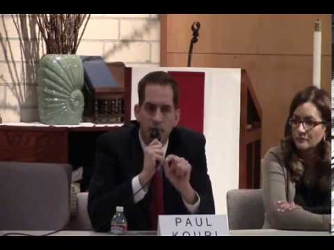 Paul Kouri for California State Assembly 62nd District speaks about Homeless issues