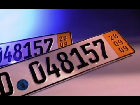 Blik op de Weg OFFICIAL - Special Kurzzeit-kenteken
