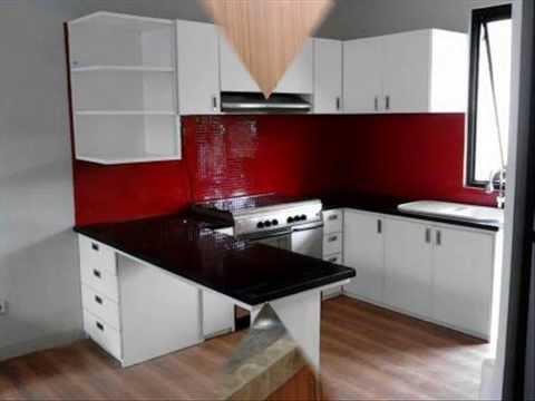 Kitchen set minimalis modern murah di kota bogor depok for Kitchen set bogor