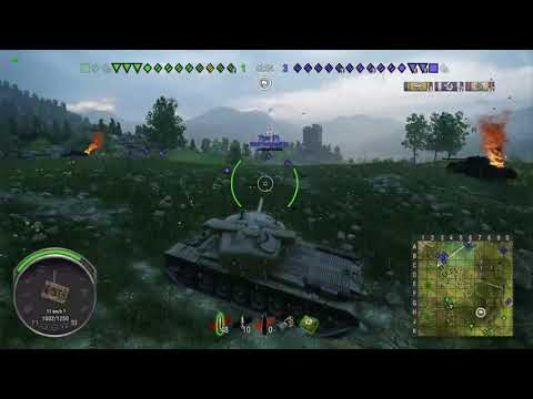 2 mark T29 world of tanks console (Xbox one)