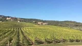 San Gusme' e il Chianti - Siena