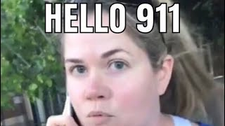 Woman calls police on black 8 year old girl for selling water illegally. Permit patty