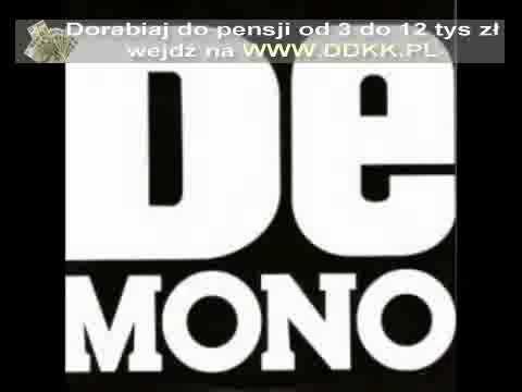 De Mono - Znow Jestes Ze Mna