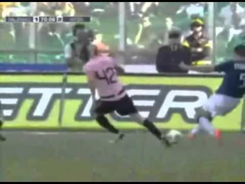 Vide   Eto o  Palermo 1 2 Inter   Eto o  Palermo 1 2 Inter (21/5/2012)