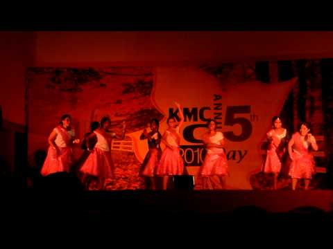 MMMC Interbatch Non-Classical Indian Dance(Group)