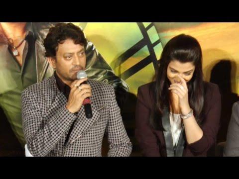 Irrfan Khan's Romantic Line For Aishwarya Rai Bachchan