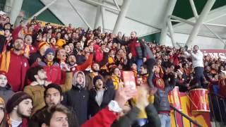 Konyaspor 0-1 Galatasarayımız 14.01.2017