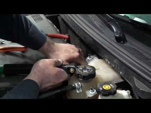 How to Flush Or Repair A Plugged Heater Core- East Lansing Michigan