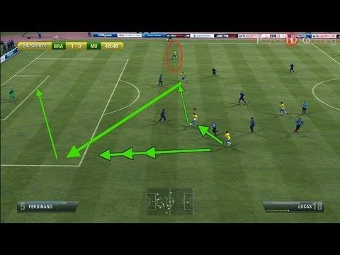 Fifa 13 | Attacking Tutorial | Improve your Attacking | Tips & Tricks | PatrickHDxGaming