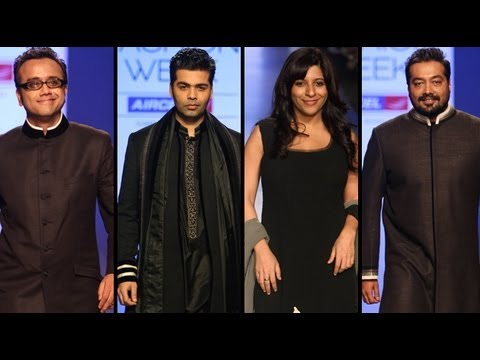 LFW 2013: 'Bombay Talkies' On Ramp For Manish Malhotra