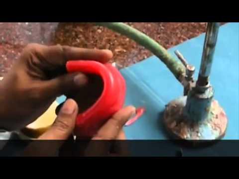 Изготовление и припасовка окклюзионных валиков на жестком базисе