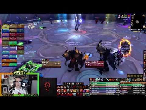 World of Warcraft- ETRAEUS down | botanico???..