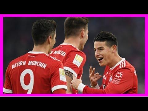 Noticias de última hora | Por qué James Rodríguez terminó por enamorar al Bayern Munich | Goal.com thumbnail