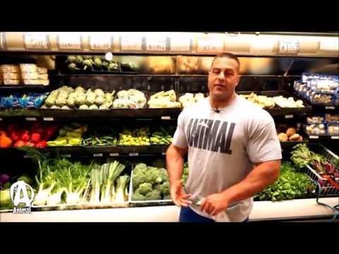 Evan Centopani On Nutrition