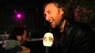 David Guetta - Leaving Tomorrowland 2012