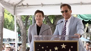 Will Arnett Speech at Jason Bateman
