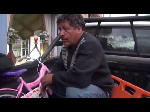 SERENAZGO CAJAMARCA - VIDEO VIGILANCIA ROBO DE BICICLETA / 10-11-14
