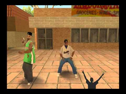 GTA San Andreas-Negro Cumbiero El Mcaco