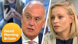 Should Mobile Phones Be Banned in Schools?   Good Morning Britain