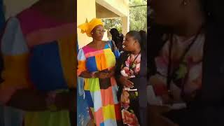 Gaye Njoro reports on the local government elections 2018 Banjul  Polling station