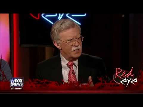 John Bolton: Maybe Brian Williams Spoke with Hillary Clinton About Coming Under Fire