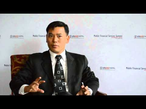 Nepal MFS Summit | Govinda Gurung, Chief Corporate Banking - Mega Bank