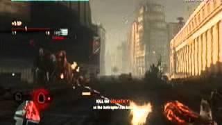 L4d tank vs handheld minigun conan soundtrack