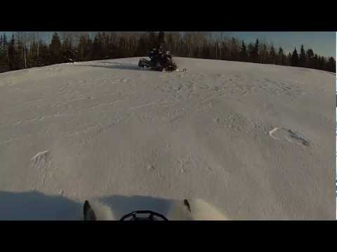 2013 Arctic Cat M800 Sno Pro (GoPro hero 3 HD)