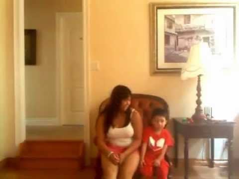 Babysitting video