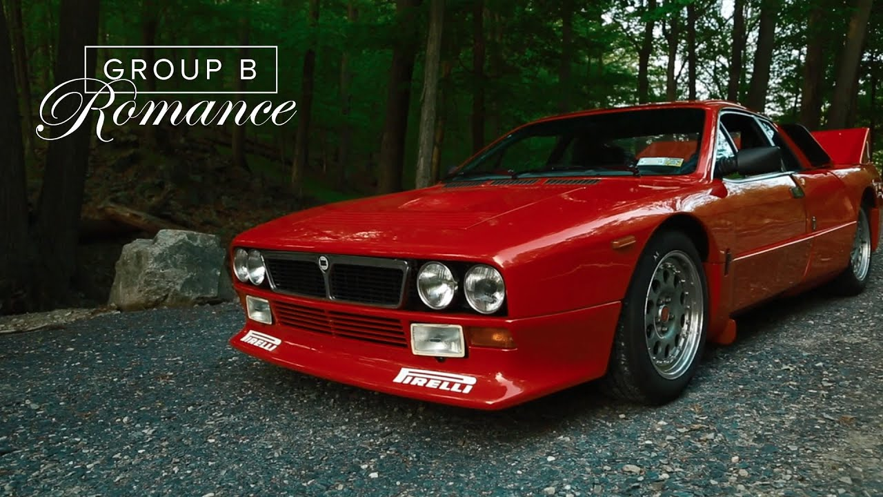 Lancia 037 Group B Represents Last Era of Racing Romance ...
