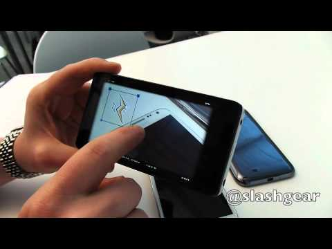 Samsung Galaxy Camera walkthrough
