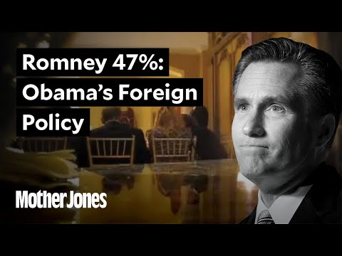 Mitt Romney on Obama's Foreign Policy