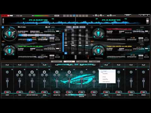 Descargar 70 Samplers para VirtualDj Home Free 7