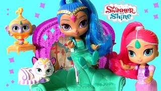 Shimmer and Shine Float & Sing Palace Friends Playset Toddler Baby Toys for Girls by Funtoys