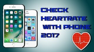 how to check heart rate with iphone | heart rate checking application