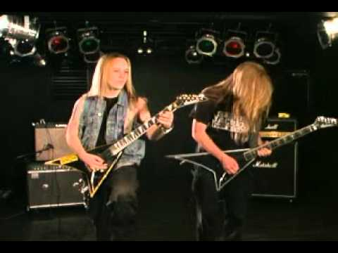 Lesson Guitar - Alex Laiho - Classical Bach - In Your Face Guitar
